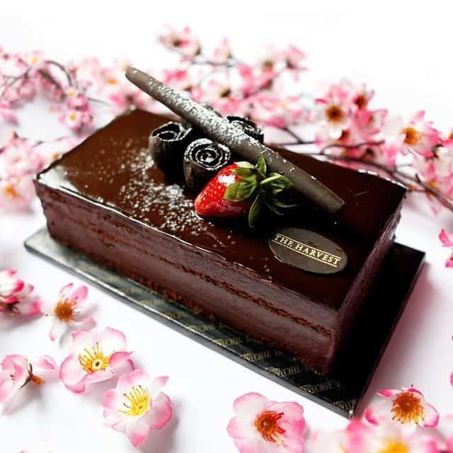 Chocolate Devil adalah best seller di The Harvest